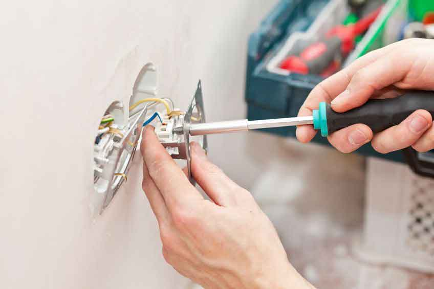 electrical contractors in Saint Paul MN
